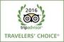 2016 Top 25 Small Hotels - Travelers Choice Award