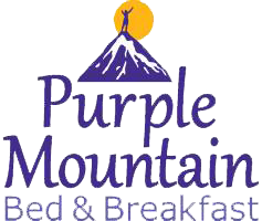 Business Logo - Rooms in Crested Butte — Purple Mountain Bed and Breakfast