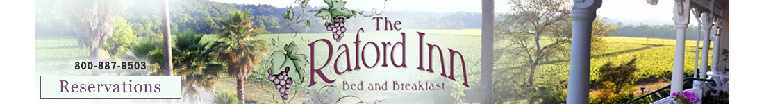 The Raford Inn Bed and Breakfast - Sonoma Wine Country Lodging