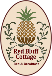 Red Bluff Cottage Bed & Breakfast Logo