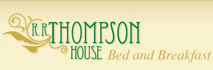 R.R. Thompson House B&B