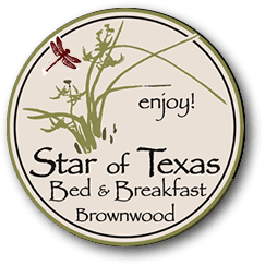 Star of Texas Bed & Breakfast Logo