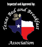 texas bed and breakfast association logo