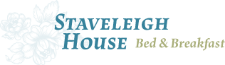 Staveleigh House Bed and Breakfast Logo