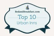 Bedandbreakfast.com Top 10 Urban Inns