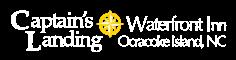 Captain's Landing Logo
