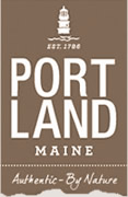 Portland, Maine Visitors & Convention Bureau Logo