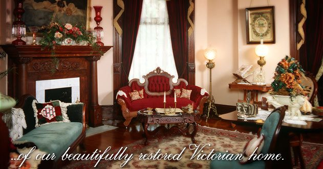 The Empress: Our Beautifully Restored Victorian Home Image