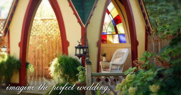 The Empress: Imagine the Perfect Wedding Image