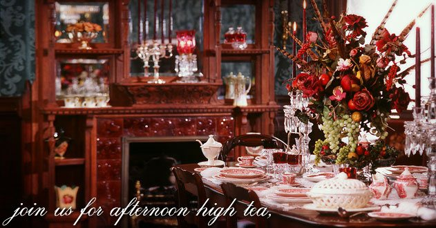 The Empress:  Join Us for Afternoon Tea Image