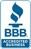 Better Business Bureau affiliate badge