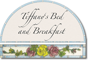 Tiffany's Bed and Breakfast Logo