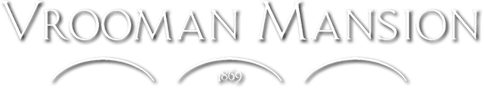 Vrooman Mansion Logo