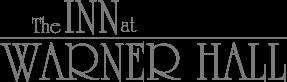 Text Logo - The Inn at Warner Hall