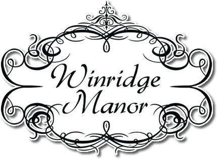 Winridge Manor Bed and Breakfast and Event Venue Logo