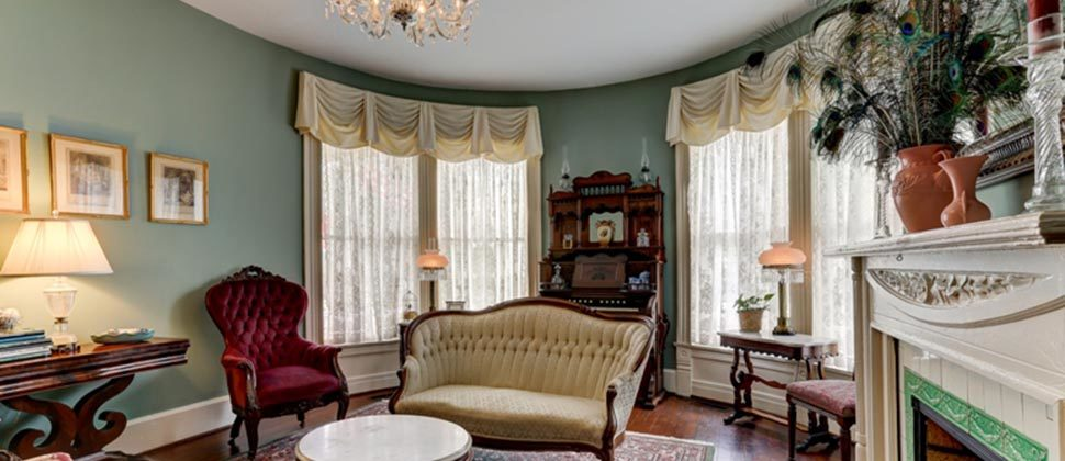 Interior photo of room - Elegant luxury